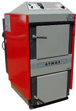 Газогенераторный котел (пиролизный) ATMOS DC